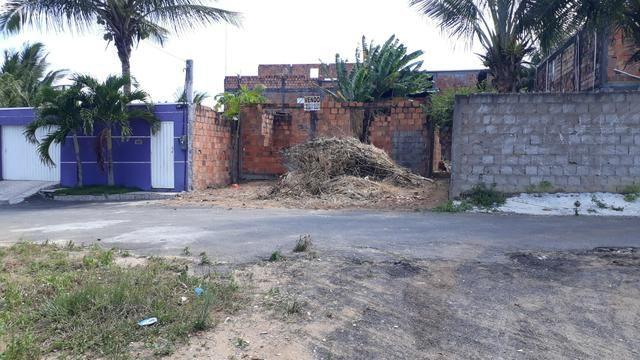 Terreno 100% plano em cajazeiras Boca da Mata - Foto 6