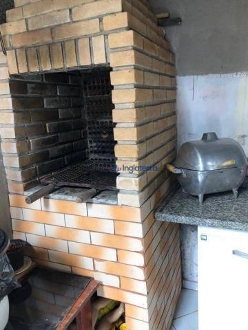 Casa à venda, 99 m² por r$ 320.000,00 - conjunto cafezal 1 - londrina/pr - Foto 19