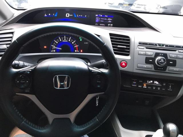 HONDA CIVIC 2012/2012 1.8 LXL 16V FLEX 4P MANUAL - Foto 6