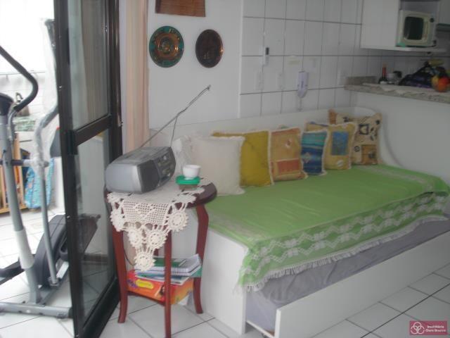 Apartamento à venda com 1 dormitórios em Ingleses do rio vermelho, Florianopolis cod:335 - Foto 5