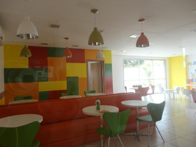 Apartamento Innovare Condomínio Clube com Armários Sacada Com Churrasqueira - Foto 10