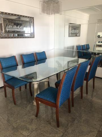 Mesa de jantar com 6 cadeiras - Foto 2