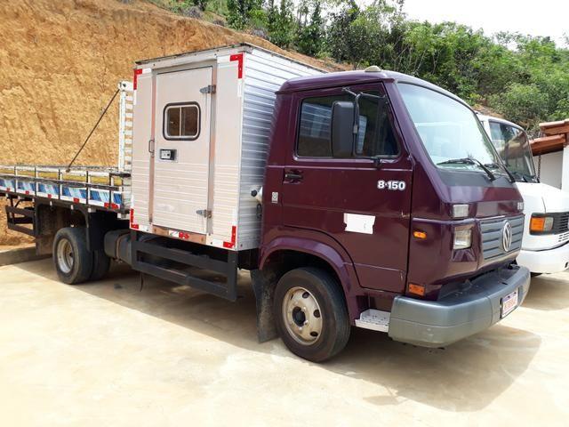Caminhão com cabine suplementar - Foto 15
