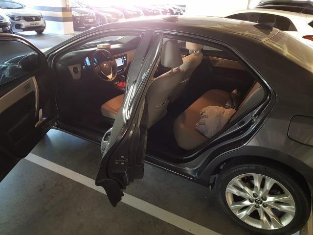 Toyota corolla xei 17/18, estado de zero! Apenas 30.000km. Garantia até maio 2020 - Foto 7