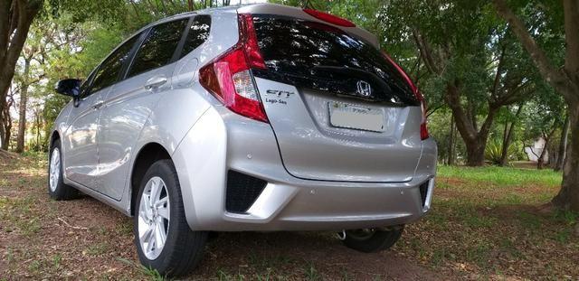 Honda Fit 1.5 CVT Único Dono, Baixa KM - Novíssimo - 2016 - Foto 5