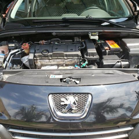 Imperdível! Peugeot 307 Soleil 1.6V - Completo + Teto Solar - Foto 6