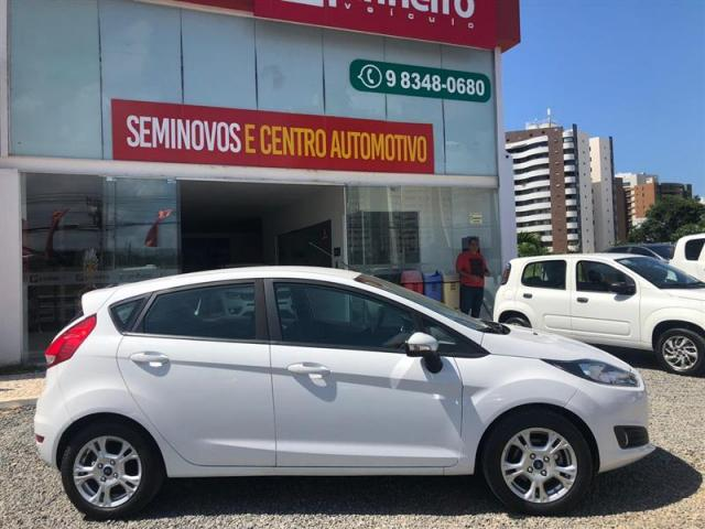 FORD FIESTA 1.6 SEL HATCH 16V FLEX 4P POWERSHIFT - Foto 8