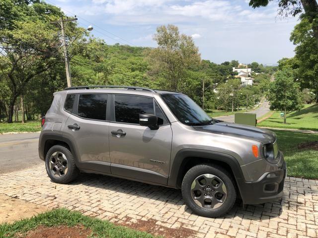 Jeep Renegade Sport Automático