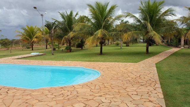 Linda Chácara para lazer ou Moradia a 3 km de Cuiabá Aceito propostas - Foto 2