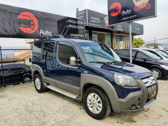 Doblo Adventure look 2015 - Foto 2