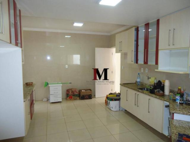 Alugamos linda casa em condominio fechado com 4 suite com closet - Foto 9