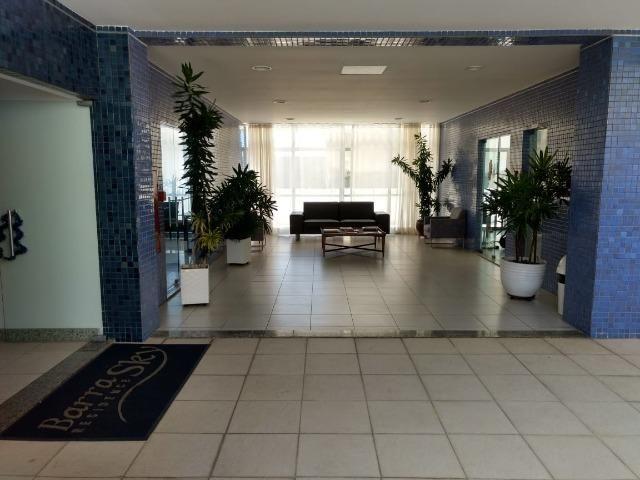 Quarto e Sala Barra Sky Residence - Infra completa - Foto 7