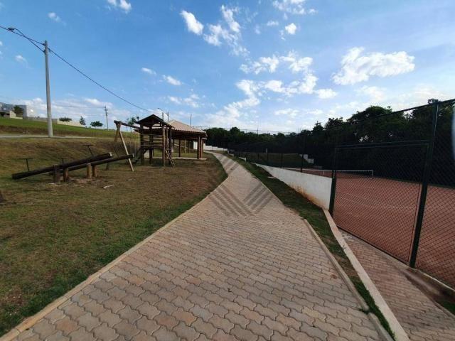 Terreno residencial à venda, Eco Residencial Fazenda Jequitibá, Sorocaba - TE2706. - Foto 13