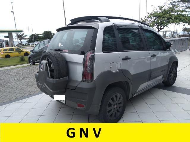 Fiat Idea Adventure C/ Gnv = Financiamento na hora - Foto 3