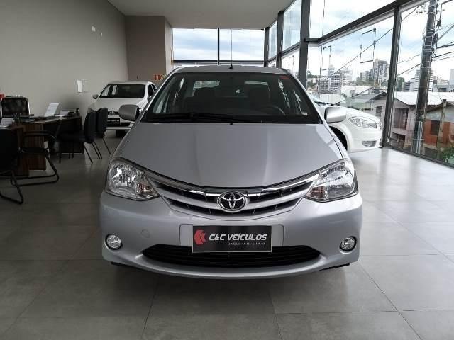 Etios Sedan XLS 1.5 unico dono