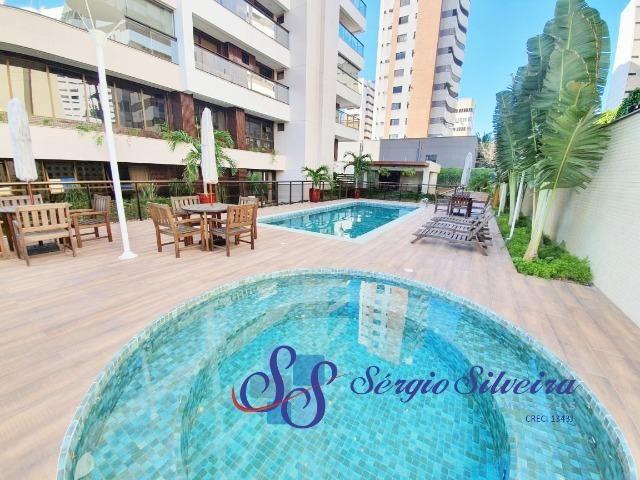 Apartamento na Aldeota alto padrão, 1 por andar e lazer completo Abelardo Pompeu - Foto 2
