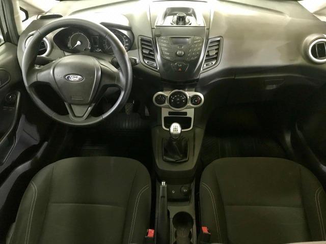 Ford Fiesta -2014 1.5 SE Hatch 16V Flex 4P Manual - Foto 9
