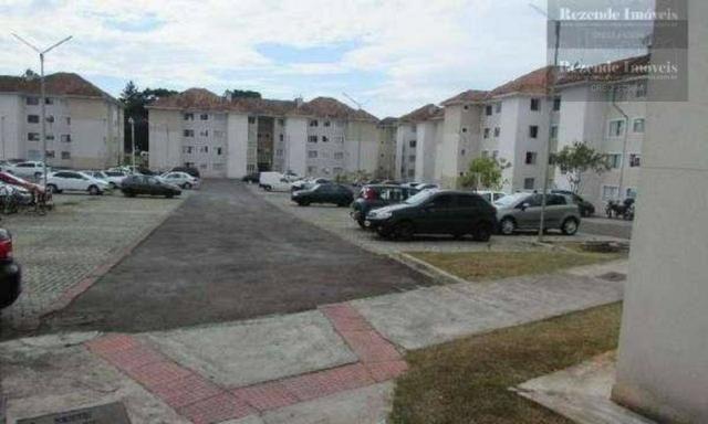 F-AP1472 Apartamento com 2 dormitórios à venda, 48 m² por R$ 129.000,00 - Caiuá
