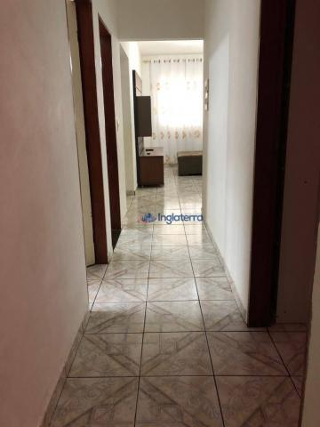 Casa à venda, 99 m² por r$ 320.000,00 - conjunto cafezal 1 - londrina/pr - Foto 14