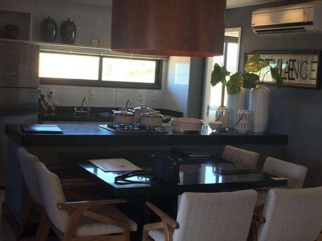 Cobertura para aluguel, 4 quartos, 2 vagas, Aquiraz Rivieira - Aquiraz/CE - Foto 7