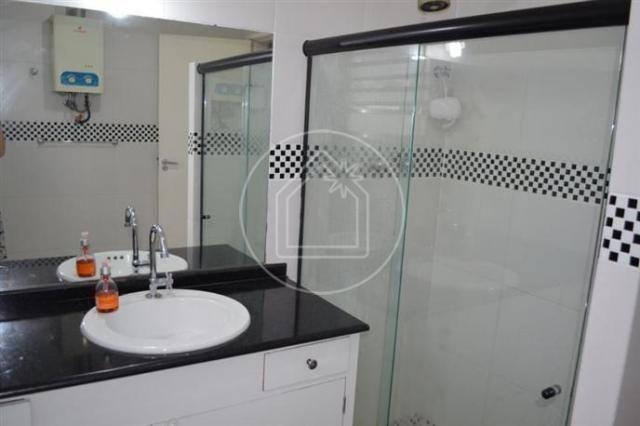 Apartamento à venda com 2 dormitórios em Cosme velho, Rio de janeiro cod:885806 - Foto 11