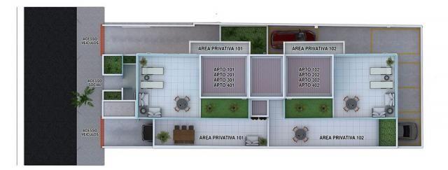 Cobertura à venda com 2 dormitórios em Caiçaras, Belo horizonte cod:6106 - Foto 11