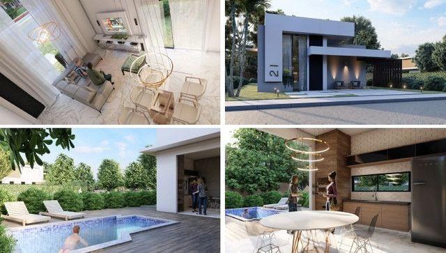 JF Sua casa em Gravatá em plena semana santa - Casas com 240m², lazer e segurança - Foto 3