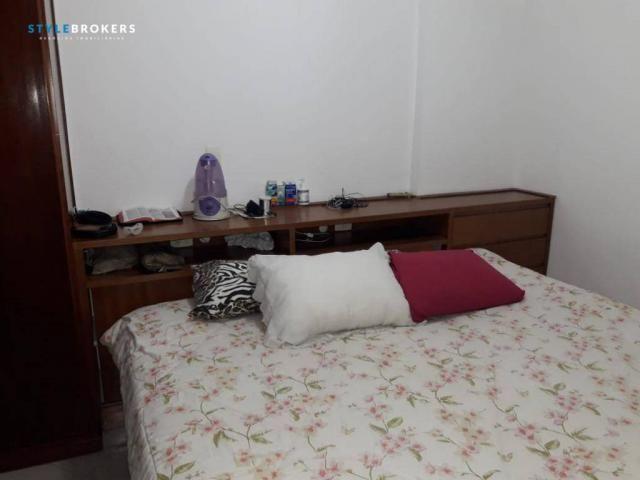 Apartamento no Edifício Caribe com 4 dormitórios à venda, 170 m² por R$ 320.000 - Baú - Cu - Foto 5