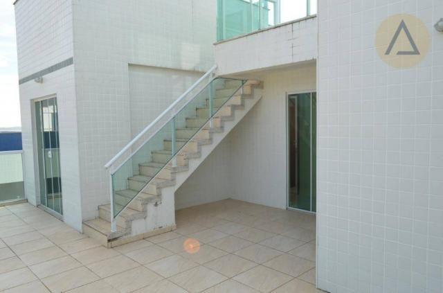 Atlântica imóveis oferece linda coberturas tríplex para venda no bairro Costa Azul - Foto 8