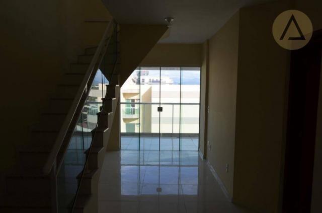 Atlântica imóveis oferece linda coberturas tríplex para venda no bairro Costa Azul - Foto 2