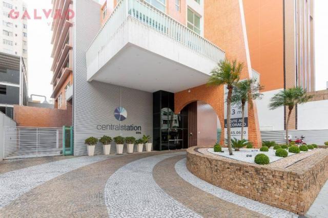 Apartamento com 1 dormitório à venda, 33 m² por R$ 238.156,90 - Centro - Curitiba/PR