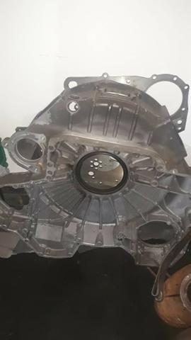 Capa seca do motor scania
