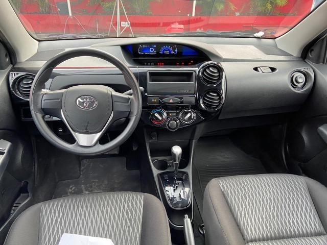 Etios Sedan X 1.5 2018 IPVA + Transferência Grátis! - Foto 8