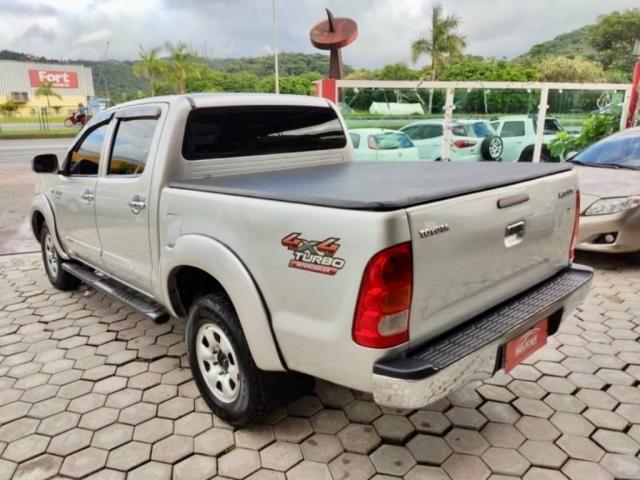 Toyota Hilux 2.5 CABINE DUPLA 4X4 2010  - Foto 6