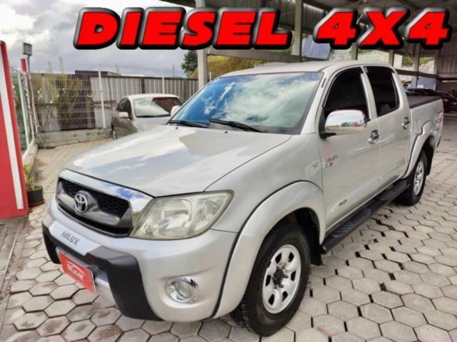 Toyota Hilux 2.5 CABINE DUPLA 4X4 2010