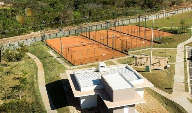 Florais do Valle - Terreno à venda, 565 m² por R$ 330. - Condomínio Florais Cuiabá Residen - Foto 8