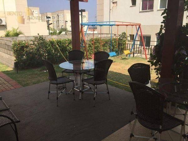 Apartamento com 2 dormitórios à venda, 56 m² por R$ 200.000,00 - Jardim Florianópolis - Cu - Foto 15