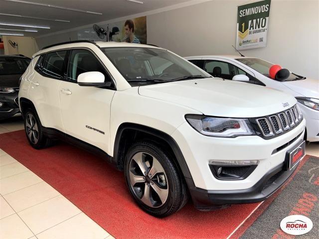 Jeep Compass 2.0 Longitude (Aut) (Flex) 2018!!! IPVA 2020 Pago!!! - Foto 2