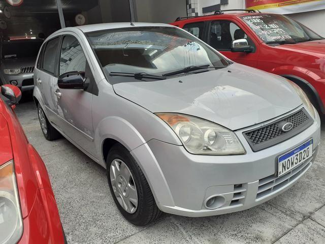 Fiesta 1.6 2010 - Ent.2000 1°parcela p/ 60dias - 2009 - Foto 2