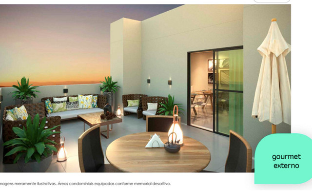 Apartamento de 2 quartos de alto padrão - 200 metros da Universidade Positivo :) - Foto 14