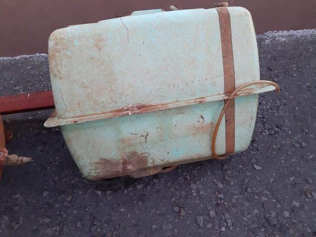 Tanque de bomba Berthould - Foto 3