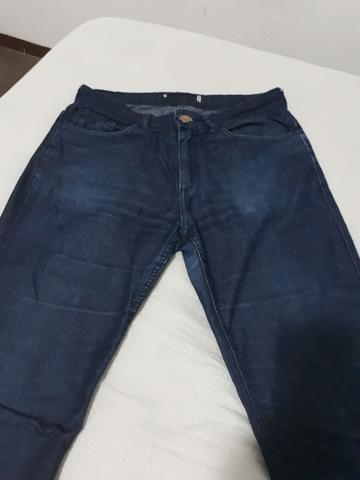 Calça masculina tamanho 40 - Foto 2