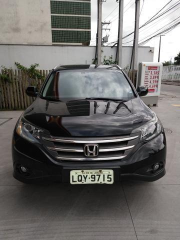 Honda crv exl 2013