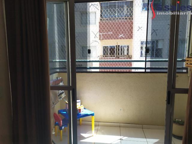 Novidade!!! Apartamento com 2 quartos no Riacho Fundo I !!! - Foto 5