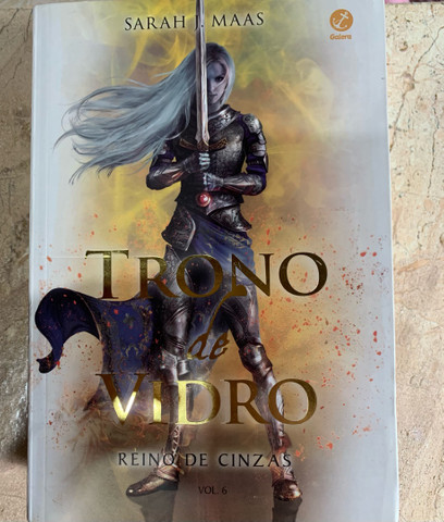 Livros- Box Trono de vidro  - Foto 6