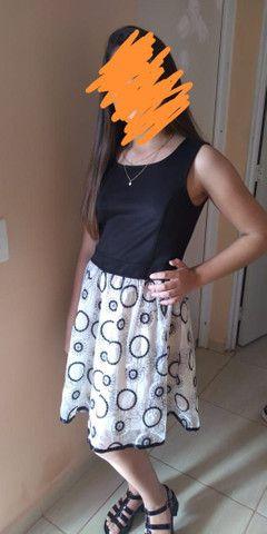 Vestido semi- novo