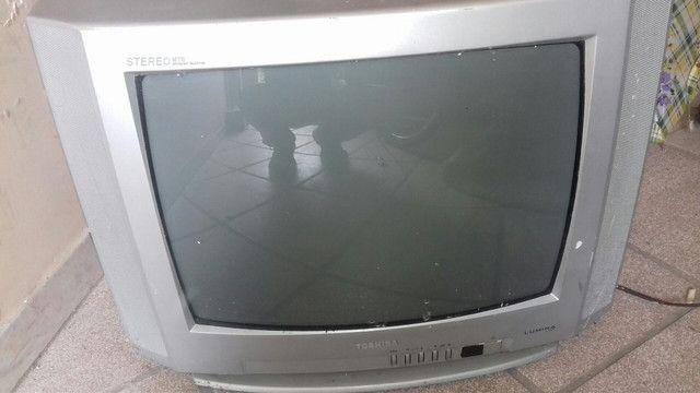 "tv tubo 24"" polegadas"