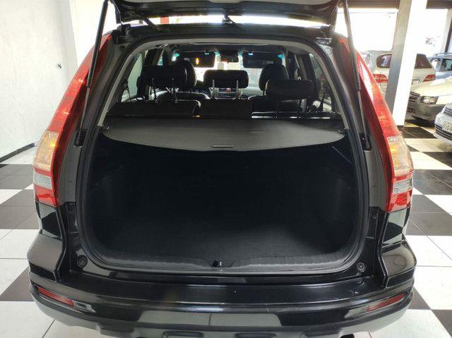 Honda crv, automático+ couro e teto solar - Foto 10