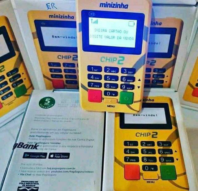 Máquinas de cartão Chip 2 - Foto 3