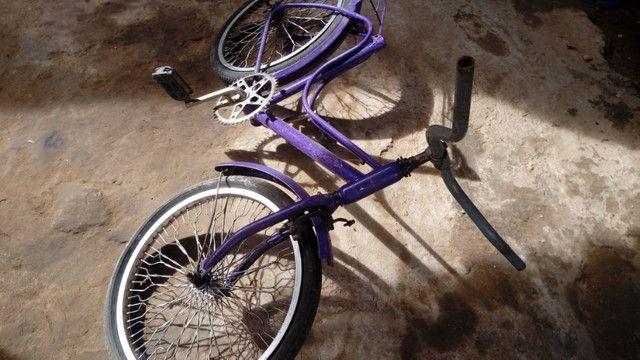 Bicicleta infantil aro 20 original. Para Seu Filho ou Filha - Foto 6